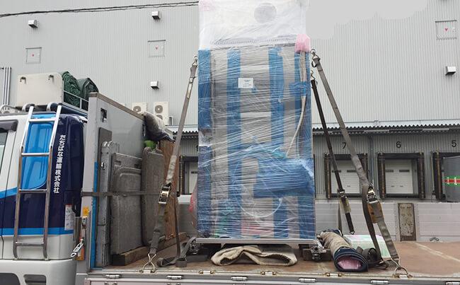 大きな荷物も安全に輸送01