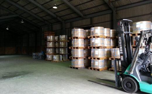 受注から出荷までの流れを分析、倉庫内の業務を最適な物流に